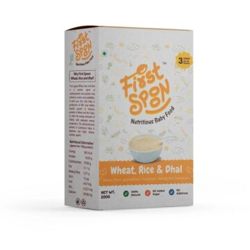 Firstspoon Wheat Rice Dhal